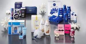 NIVEA Geschenk-Set, Mexx Herren Geschenk-Set, Dove Geschenk-Set, Shopping Queen Damen Eau de Parfum
