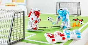 RC-Fußballroboter-Set