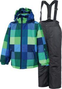 Schneeanzug DIKILU  blau Gr. 98 Jungen Kleinkinder