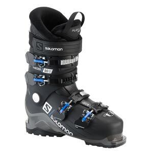 Skischuhe Piste X-Access 80 Herren schwarz