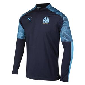 Trainingsjacke Fussball Olympique Marseille 19/20