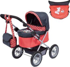 myToys Puppenwagen Trendy mit zusätzlichem Cover