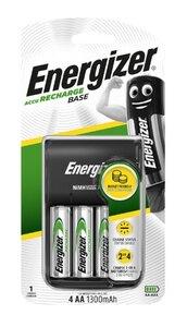 Energizer Akkuladegerät, Akkumulatoren, Max Alkaline Batterien