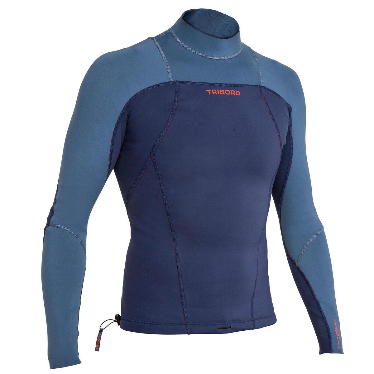 Bild 1 von Thermo-Shirt langarm 900 Herren blau