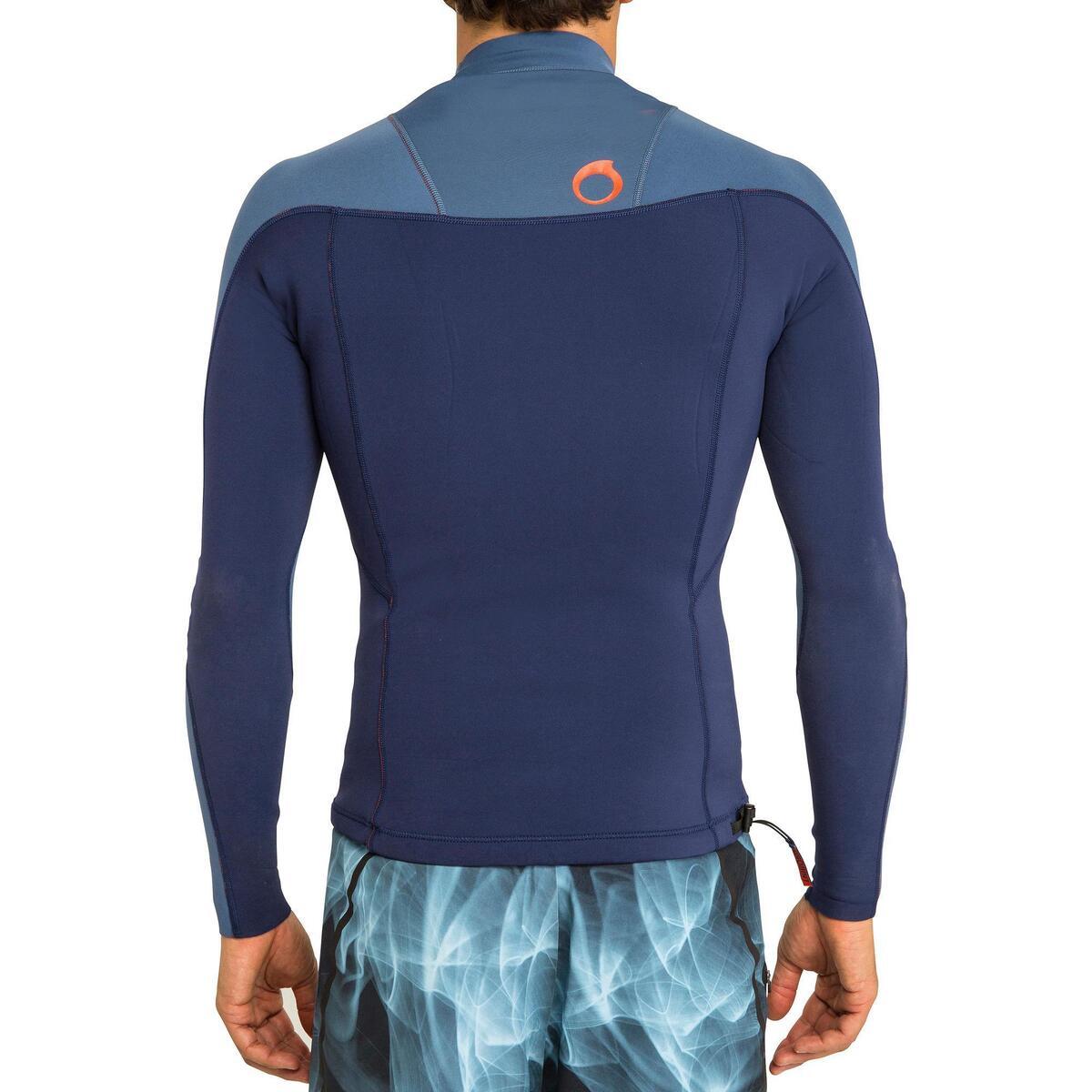 Bild 3 von Thermo-Shirt langarm 900 Herren blau
