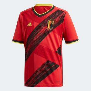Fußballtrikot Belgien Home EURO 2020 Erwachsene