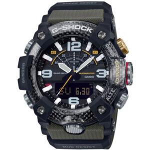 """Casio Herren Chronograph G-Shock Mudmaster """"GG-B100-1A3ER"""", Grün"""