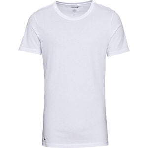 Lacoste Shirt, 3er-Pack, kurzarm, Rundhals-Ausschnitt, für Herren