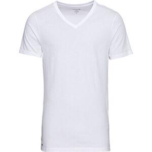 Lacoste Shirt, 3er-Pack, kurzarm, V-Ausschnitt, für Herren