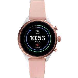 "Fossil Smartwatches Damen Smartwatch Sport ""FTW6022"", rosa"