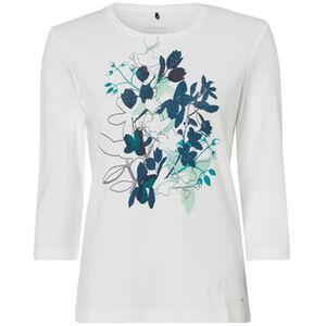 Olsen Damen Shirt mit Rundhalsausschnitt