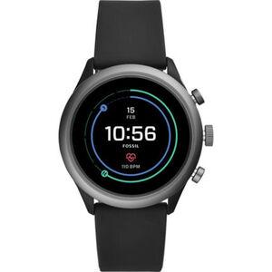 """Fossil Smartwatches Herren Touchscreen Smartwatch """"FTW4019"""", schwarz"""