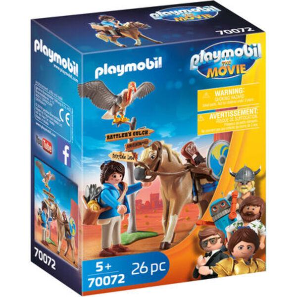 PLAYMOBIL® The Movie - Marla mit Pferd 70072