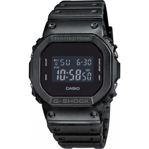 """Casio Herrenuhr G-Shock """"DW-5600BB-1ER"""", schwarz"""