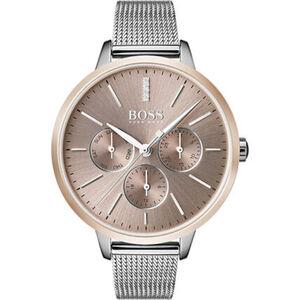 "BOSS Watches Damen Multifunktionsuhr ""1502423"", Edelstahl"