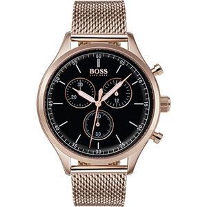 "BOSS Watches Herren Chronograph Companion ""1513548"", Rose"