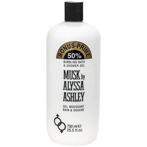 Alyssa Ashley Musk, Duschgel, 750 ml