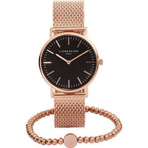 """Liebeskind Damenuhr mit Armband """"LS-0089-MQ"""""""
