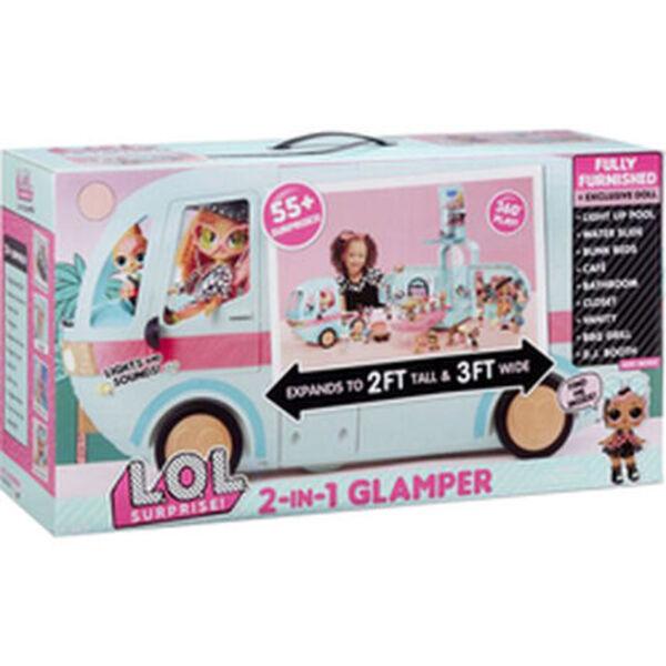 MGA L.O.L. Surprise 2-in-1 Glamper