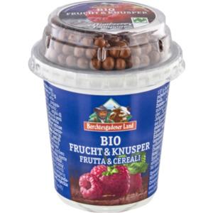 Berchtesgadener Land Frucht & Knusper Joghurt