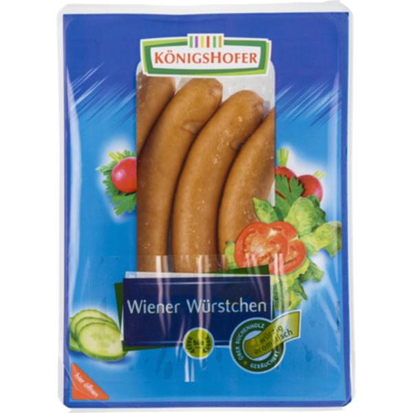 Königshofer Wiener Würstchen