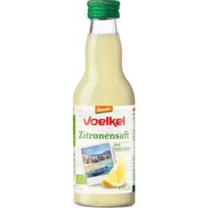 Voelkel Limetten- oder Zitronensaft