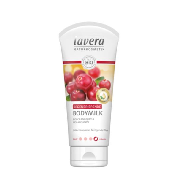 lavera Bodylotion oder Bodymilk