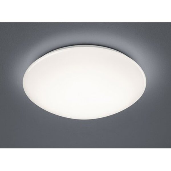 Trio LED-Deckenleuchte Pollux Weiß Ø 40 cm EEK: A+