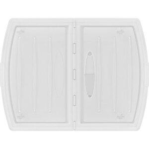 Deckel für Aufbewahrungsbox Home XXM Transparent