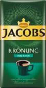 Jacobs Krönung oder Krönung Balance