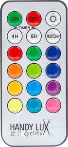 MEDIASHOP  LED-Klebespots »HandyLux Color Click«