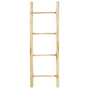 Deko-Leiter aus Holz