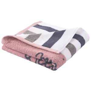 Handtuch mit Schriftzug