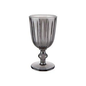 COLORI 6x Trinkglas mit Stiel 250ml