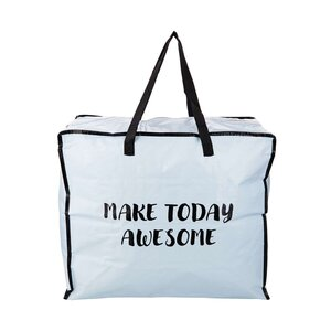 BAG ATTACK Jumbotasche 'Make today awesome'