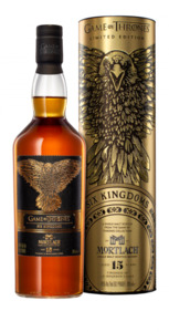 "Mortlach Whisky 15y, Game of Thrones "" The Six Kingdoms"""