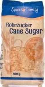 Sweet Family Rohrzucker Cane Sugar