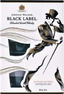 Johnnie Walker Black Label Blended Scotch Whisky