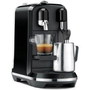 Sage Nespresso SNE500BKS Creatista Uno Black Sesame Kapselmaschine