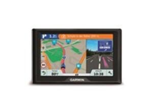 Garmin Drive 5S CE | Navigationsgerät inkl. Sicherheitspaket, Live Traffic Infos, TripAdvisor und Foursquare, Watch Link und Kartenupdates für Zentraleuropa (22 Länder)