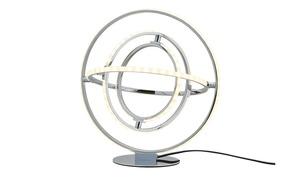 LED-Tischleuchte, chrom `Ringe´
