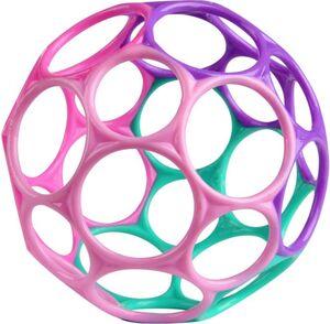 Oball - Ø 10 cm - pink/lila/türkis