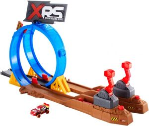 Cars - Xtrem Racing Serie - Crash-Looping
