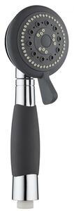 Schütte Handbrause VITAL drei Strahlarten Wasserstopp-Funktion Chrom
