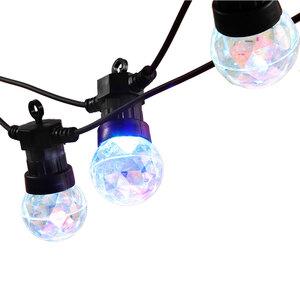Bonetti LED Disco Lichterkette, ca. 9,5 m