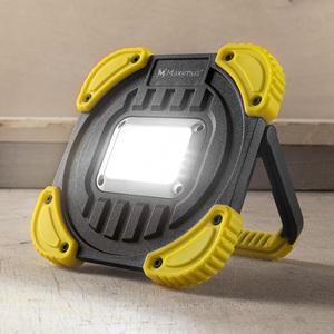 Maximus Akku LED Arbeitstrahler 10 Watt