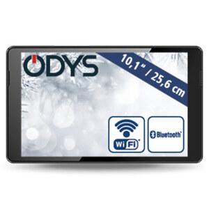 Tablet Thanos 10 · HD-IPS-Display · Quad-Core-Prozessor (bis zu 1,5 GHz) · 2 Kameras (2 MP/2 MP) · microSD™-Slot bis zu 32-GB · Android™ 9