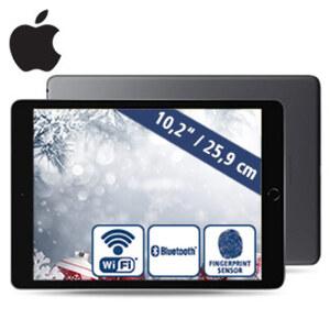 iPad 10.2 32GB Wifi (2019) · A10 Fusion Chip · 2 Kameras (8 MP/1,2 MP) · Siri 7 · iOS 12