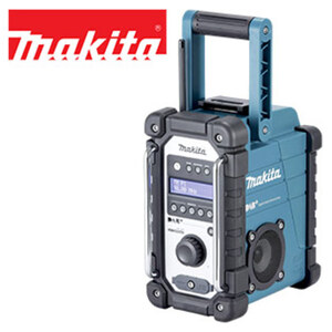 Baustellenradio DMR 110 • Akkuspannung: 7,2 - 18 V • Gewicht: 4 kg • Maße: L 257 x B 163 x H 431 • Frequenzbereich DAB/DAB+: 174.928 - 239.200 MHz • Frequenzbereich UKW: 87,5 - 108 MHz •
