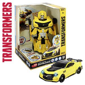 Robot Fighter Bumblebee Größe: ca. 24cm, ab 3 Jahren